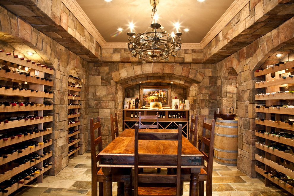 6 Top Wine Cellar Design Ideas for Your Home